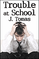 Cover for Trouble at School
